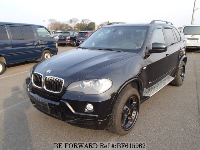 BMW / X5 (ABA-FE48)