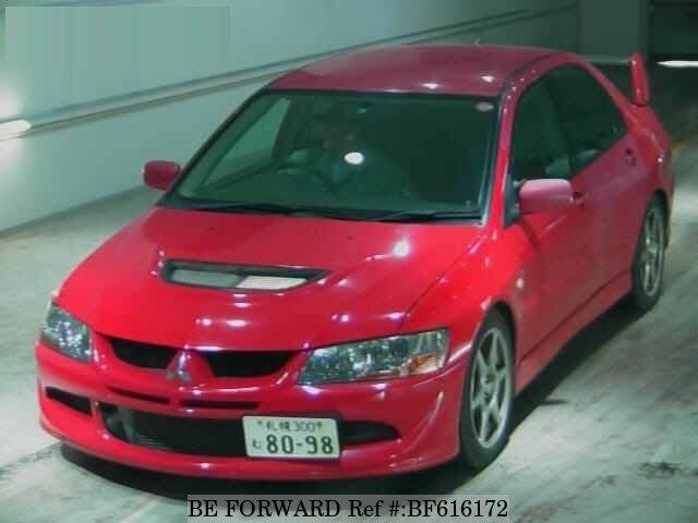 MITSUBISHI / Lancer Evolution VIII (GH-CT9A)