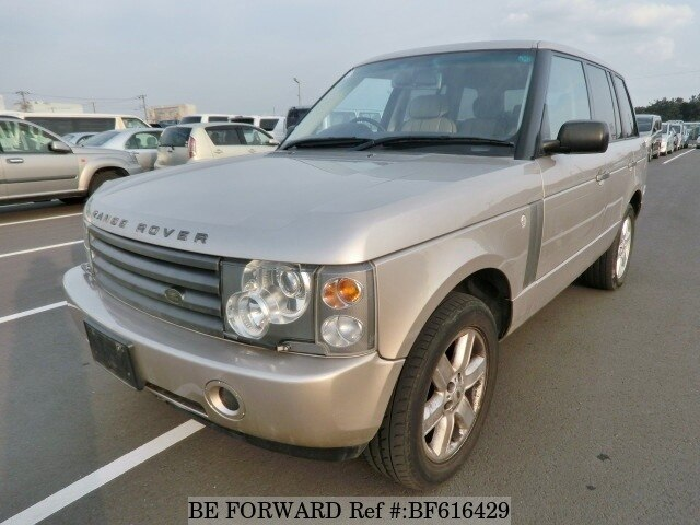 Used 2003 LAND ROVER RANGE ROVER BF616429 for Sale