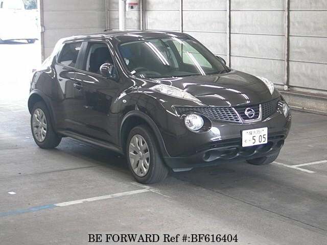 Used 2013 NISSAN JUKE BF616404 for Sale