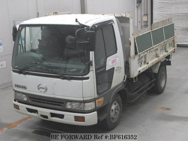 HINO / Ranger (KC-FC3JCBD)