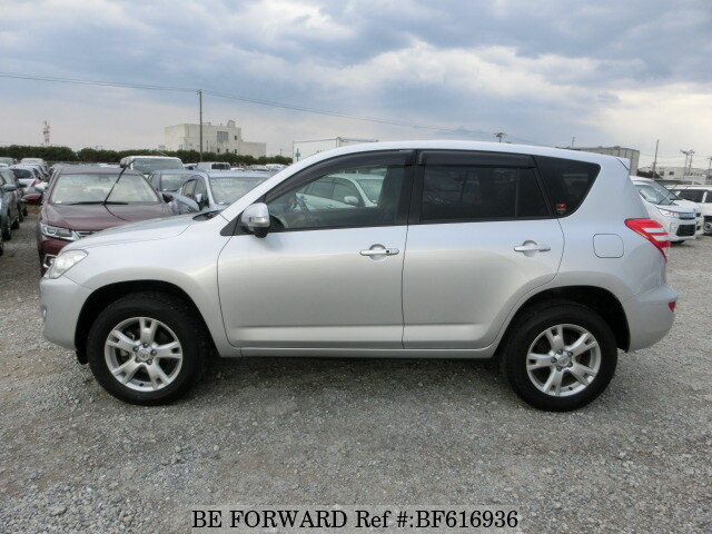 used 2009 toyota rav4 style dba aca31w for sale bf616936 be forward. Black Bedroom Furniture Sets. Home Design Ideas
