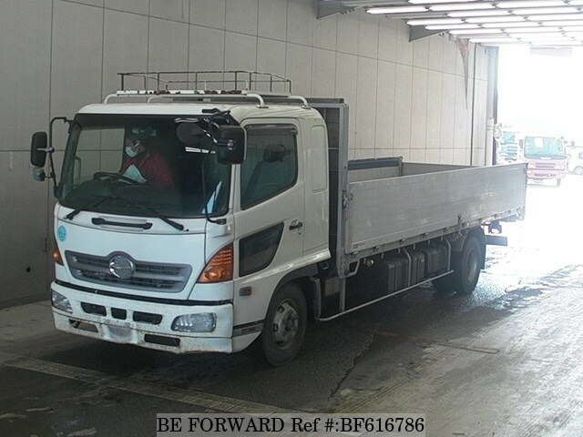 HINO / Ranger (PB-FD7JLFA)