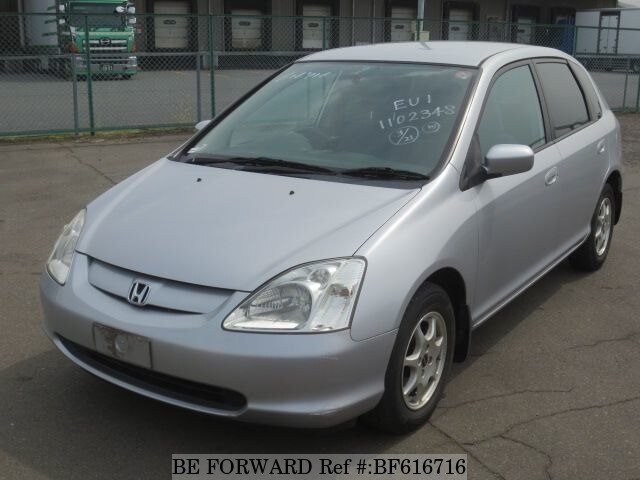 HONDA / Civic (LA-EU1)