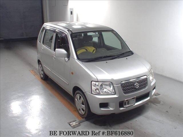 SUZUKI / Wagon R Solio (DBA-MA34S)