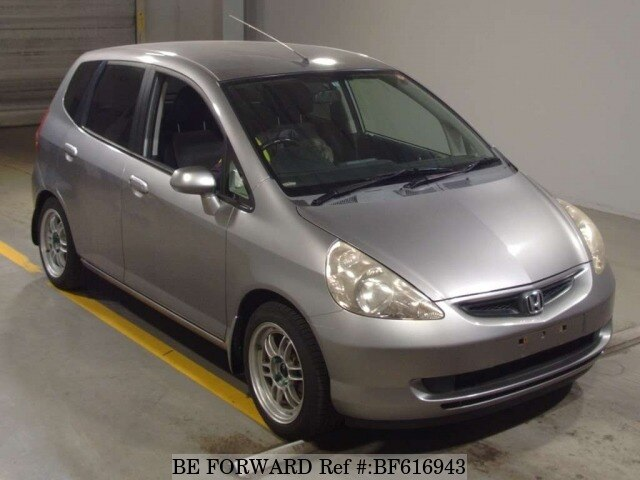 HONDA / Fit (CBA-GD3)