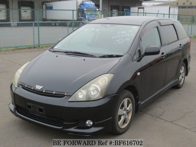 Used 2003 TOYOTA WISH BF616702 for Sale