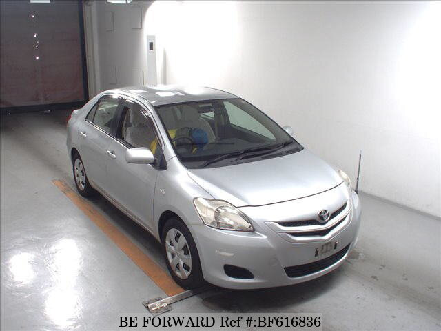 Used 2006 TOYOTA BELTA BF616836 for Sale
