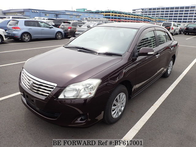 Used 2008 TOYOTA PREMIO BF617001 for Sale