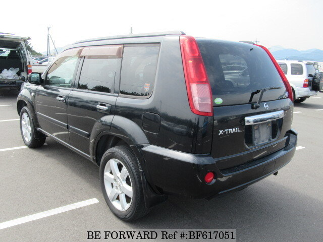 used 2006 nissan x trail x cba nt30 for sale bf617051 be forward. Black Bedroom Furniture Sets. Home Design Ideas