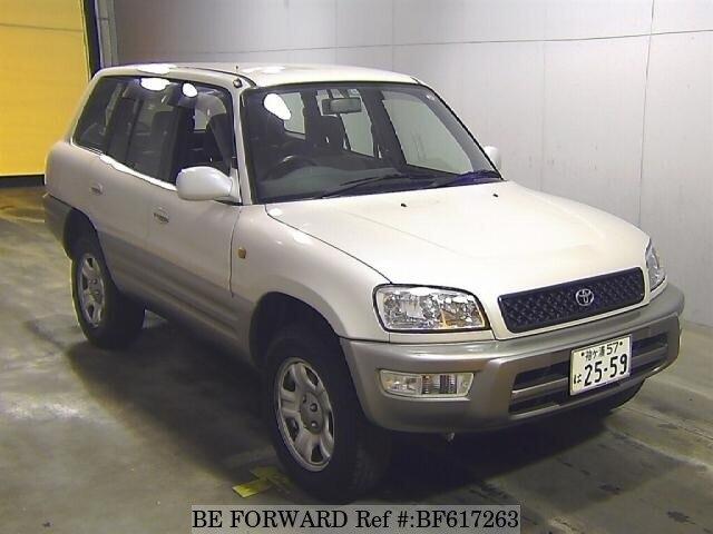 TOYOTA / RAV4 (E-SXA16G)