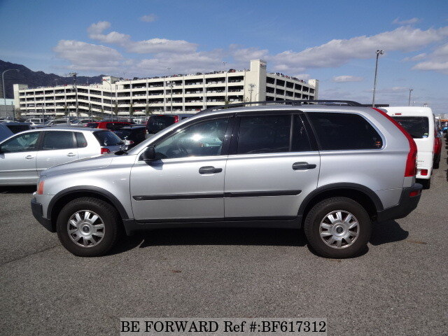 used 2004 volvo xc90 la cb5254aw for sale bf617312 be forward. Black Bedroom Furniture Sets. Home Design Ideas