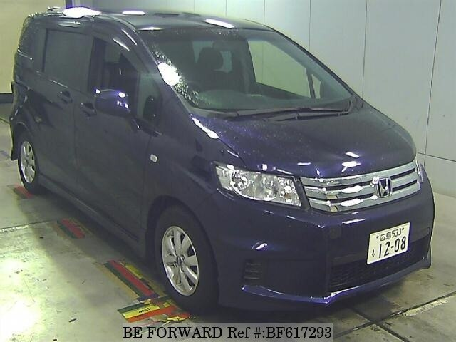 HONDA / Freed Spike (DBA-GB3)