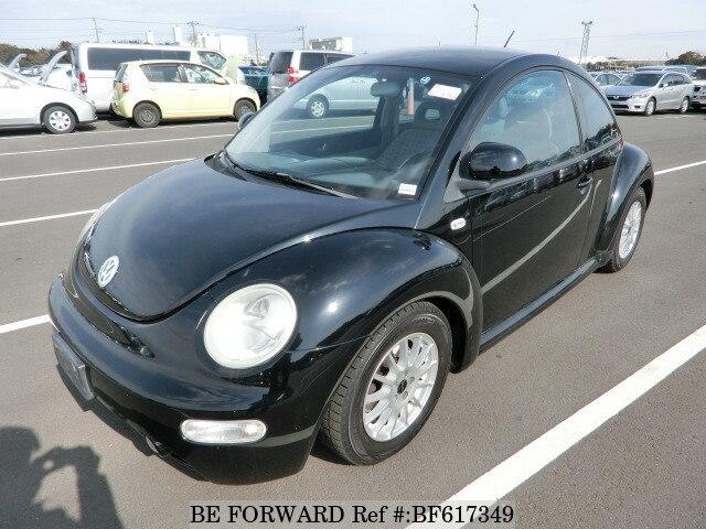 VOLKSWAGEN / New Beetle (GF-9CAQY)
