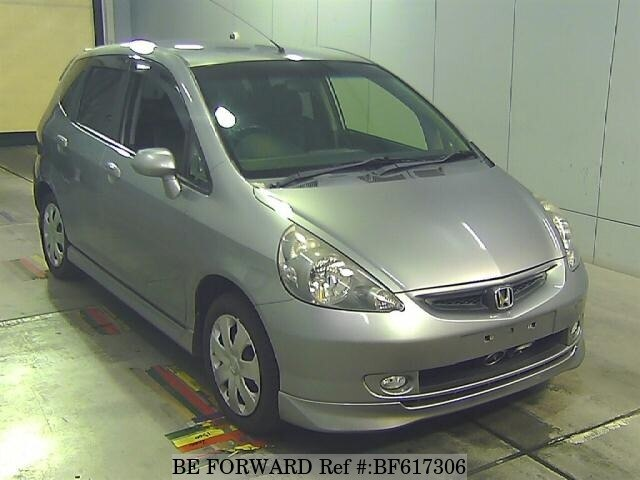 HONDA / Fit (LA-GD4)