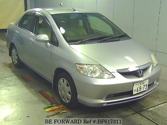 HONDA / Fit Aria (LA-GD8)