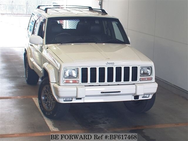 JEEP / Cherokee (E-7MX)