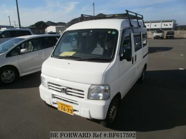HONDA / Acty Van (EBD-HH5)