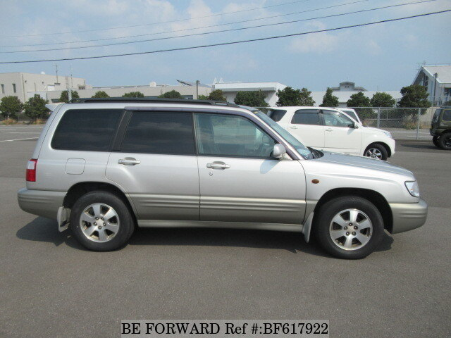used 2000 subaru forester s20 gf sf5 for sale bf617922 be forward. Black Bedroom Furniture Sets. Home Design Ideas