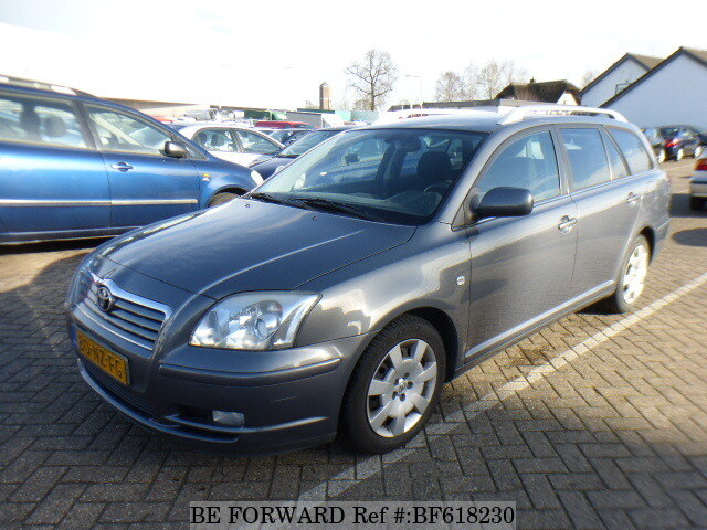 used 2004 toyota avensis for sale bf618230 be forward. Black Bedroom Furniture Sets. Home Design Ideas