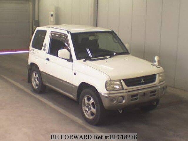 MITSUBISHI / Pajero Mini (GF-H58A)