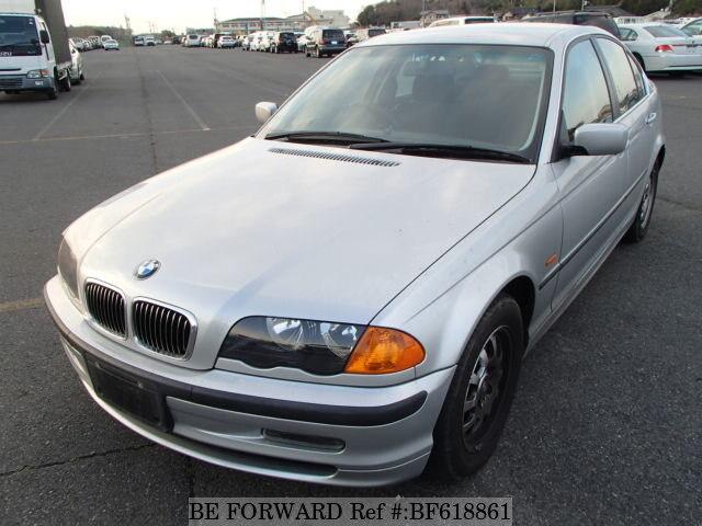 BMW / 3 Series (GF-AM25)