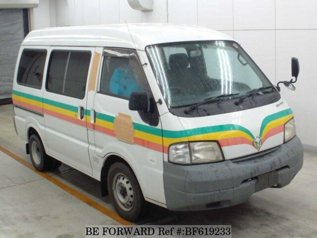 MAZDA / Bongo Van (KG-SK22V)