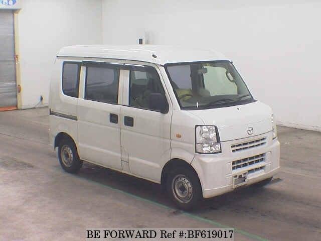 MAZDA / Scrum Van (EBD-DG64V)