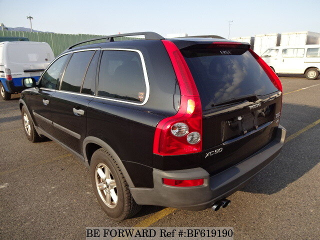 used 2005 volvo xc90 cba cb5254aw for sale bf619190 be forward. Black Bedroom Furniture Sets. Home Design Ideas