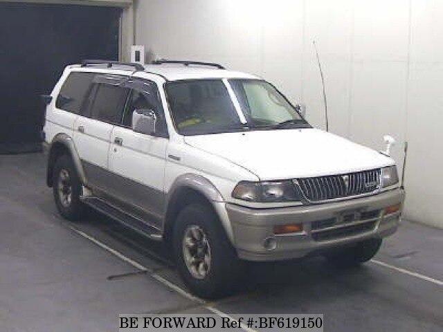 MITSUBISHI / Challenger (E-K99W)