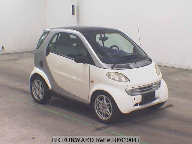 Smart / Coupe (GF-MC01L)