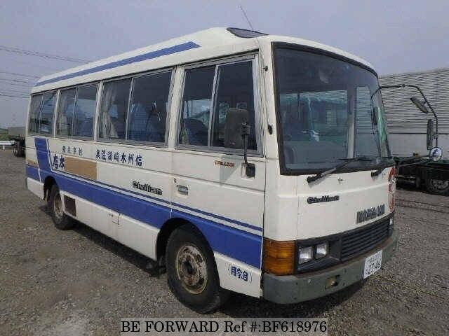 NISSAN / Civilian Bus (N-MW40)