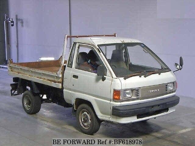 TOYOTA / Townace Truck (L-KM51)