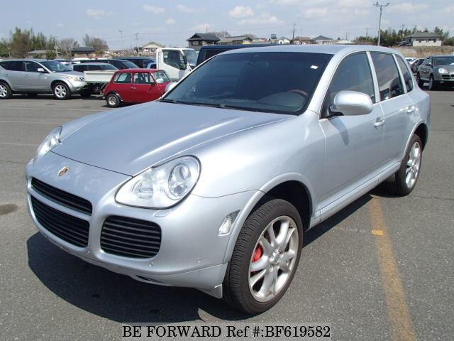 Porsche / Cayenne (GH-9PA50A)