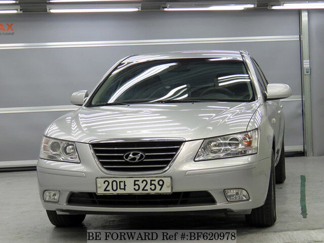 used 2008 hyundai sonata deluxe for sale bf620978 be forward. Black Bedroom Furniture Sets. Home Design Ideas