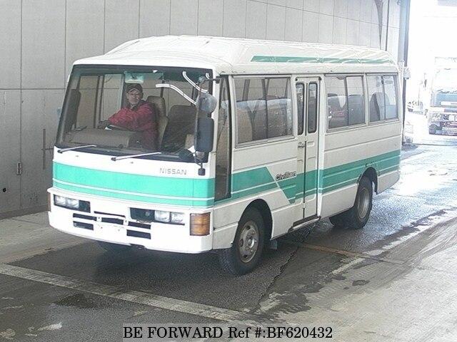 NISSAN / Civilian Bus (U-RW40)