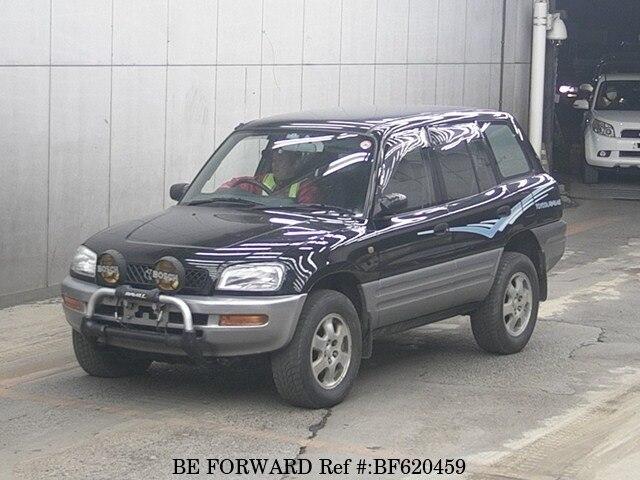 TOYOTA / RAV4 (E-SXA11G)