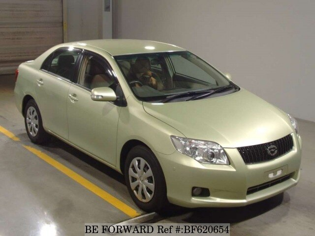 TOYOTA / Corolla Axio (DBA-ZRE142)