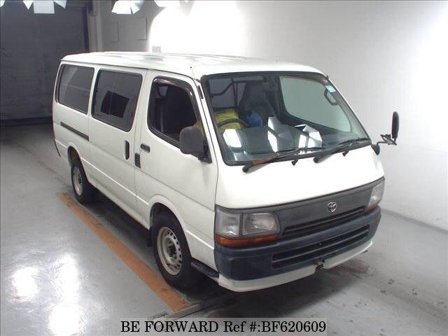 TOYOTA / Hiace Van (GB-RZH112V)