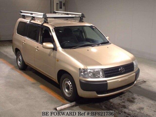 TOYOTA / Probox Van (DBE-NCP51V)