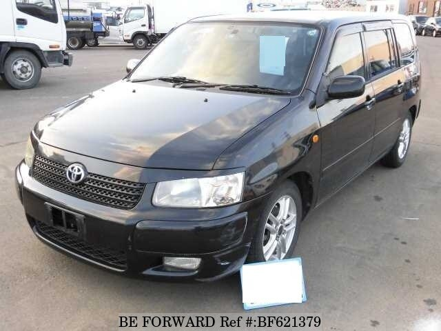 TOYOTA / Succeed Wagon (UA-NCP58G)