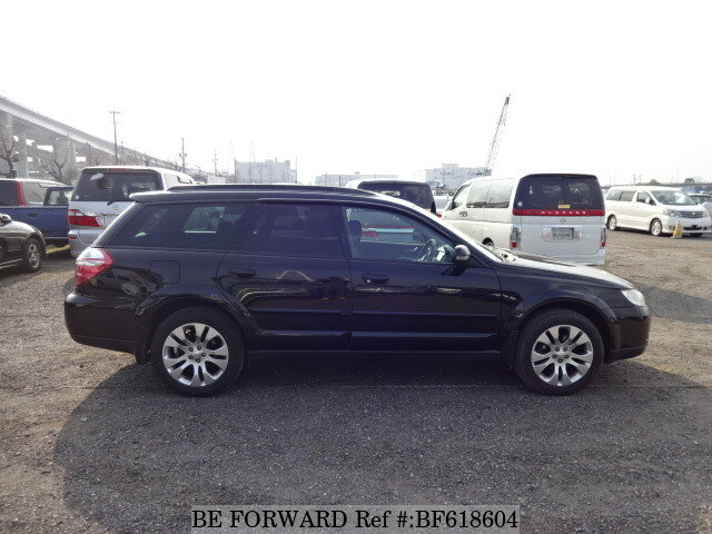 Used 2007 Subaru Outback 2 5i S Style Dba Bp9 For Sale