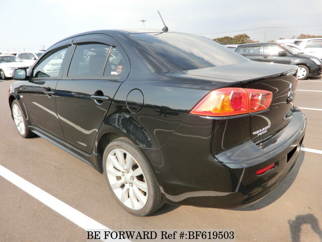 Used 2007 MITSUBISHI GALANT FORTIS SPORTS/DBA-CY4A for Sale BF619503 - BE FORWARD