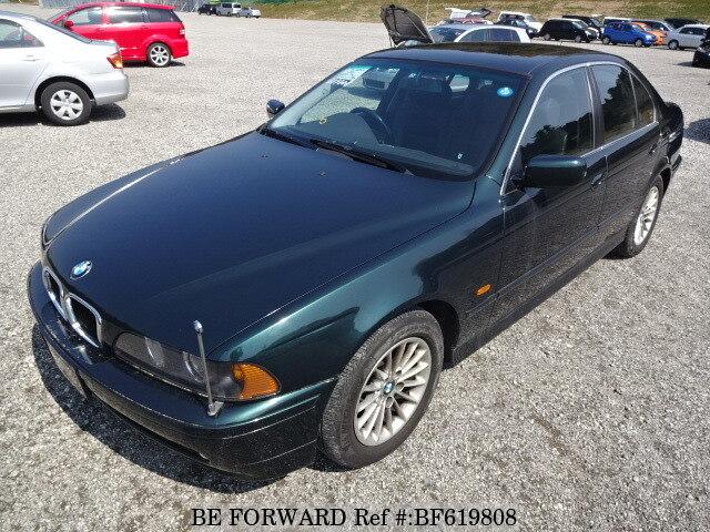 BMW / 5 Series (GH-DT25)