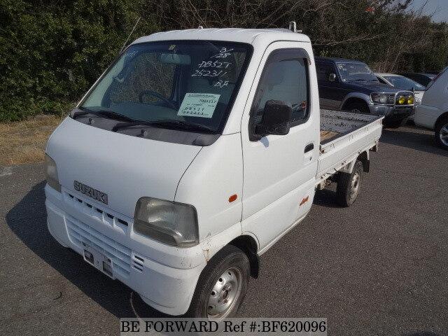 SUZUKI / Carry Truck (GD-DB52T)