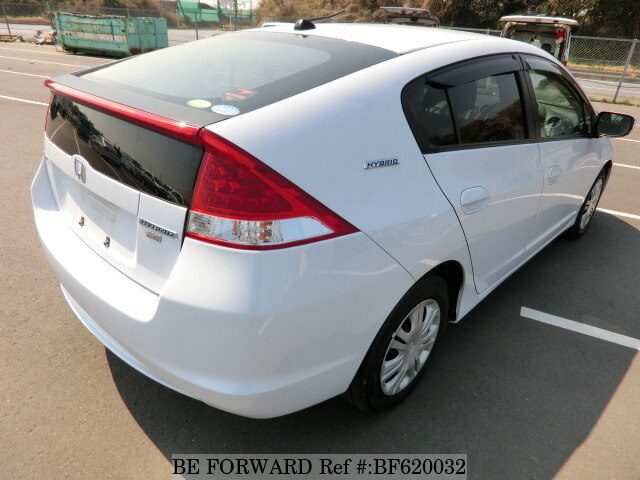used 2010 honda insight g daa ze2 for sale bf620032 be. Black Bedroom Furniture Sets. Home Design Ideas