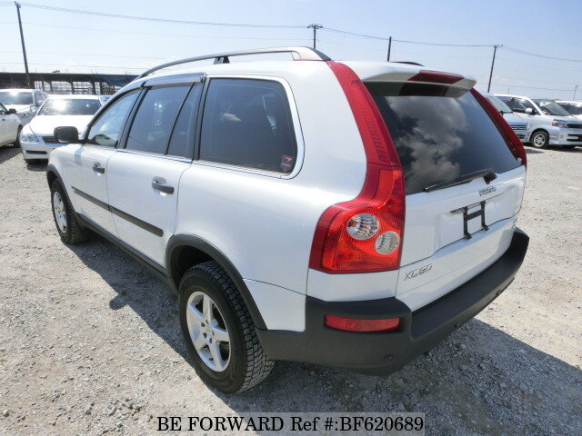 used 2005 volvo xc90 2 5t cba cb5254aw for sale bf620689 be forward. Black Bedroom Furniture Sets. Home Design Ideas