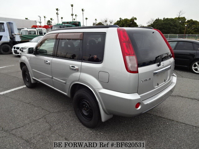 used 2003 nissan x trail s ua nt30 for sale bf620531 be forward. Black Bedroom Furniture Sets. Home Design Ideas