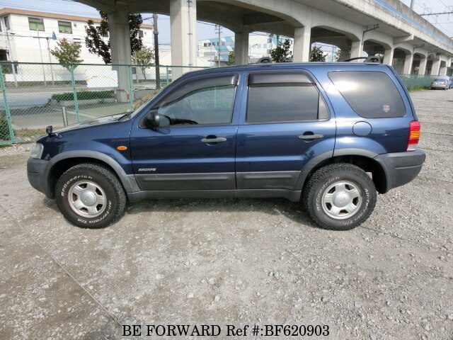 used 2002 ford escape xlt ta epewf for sale bf620903 be forward. Black Bedroom Furniture Sets. Home Design Ideas