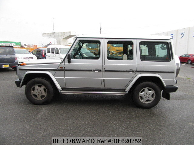 Used 1996 mercedes benz g class g320 long e 463231 for for Mercedes benz g class for sale cheap